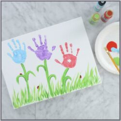 Easy Painting Ideas For Mothers Day