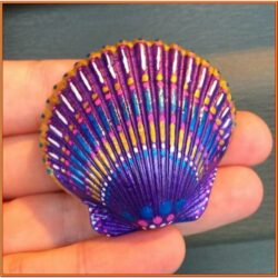 Easy Shell Painting Ideas