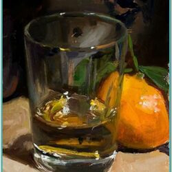 Easy Still Life Painting Ideas