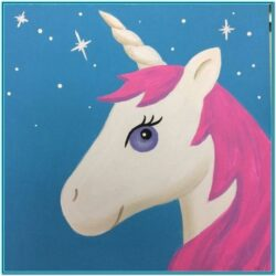 Easy Unicorn Painting Ideas