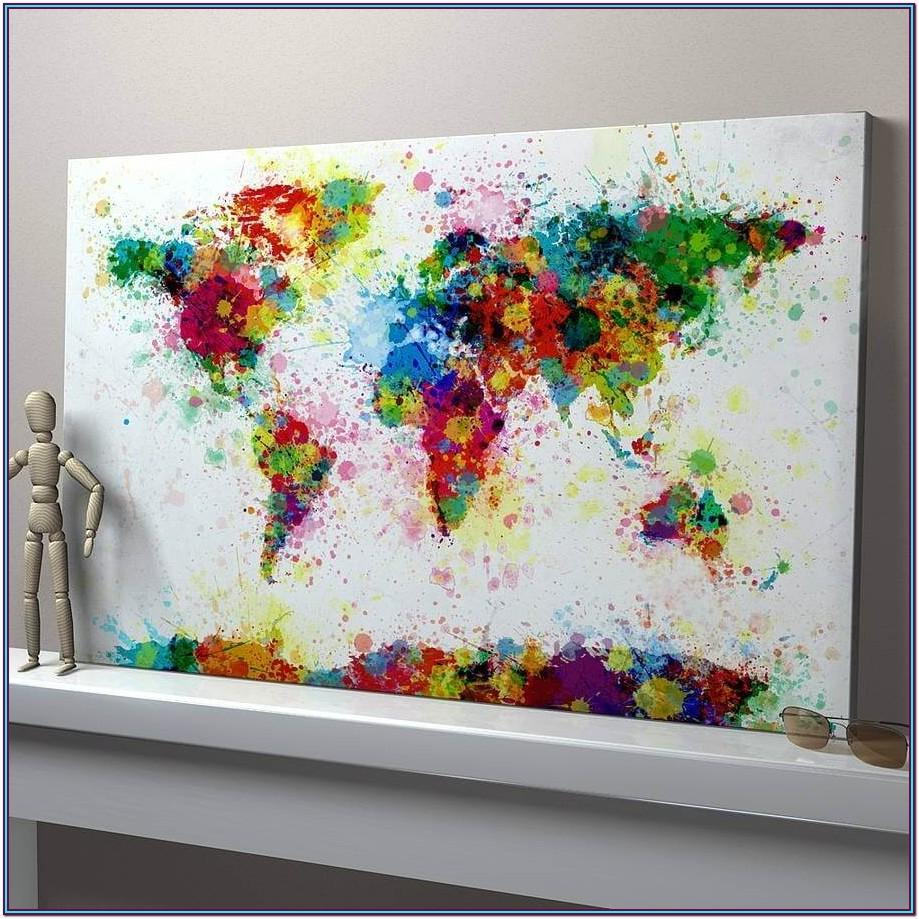 Easy Wall Painting Ideas For Beginners