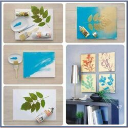 Easy Wall Painting Ideas For Home