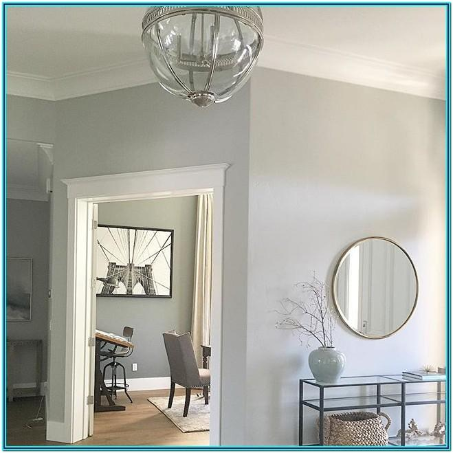 Entryway Paint Colors Behr