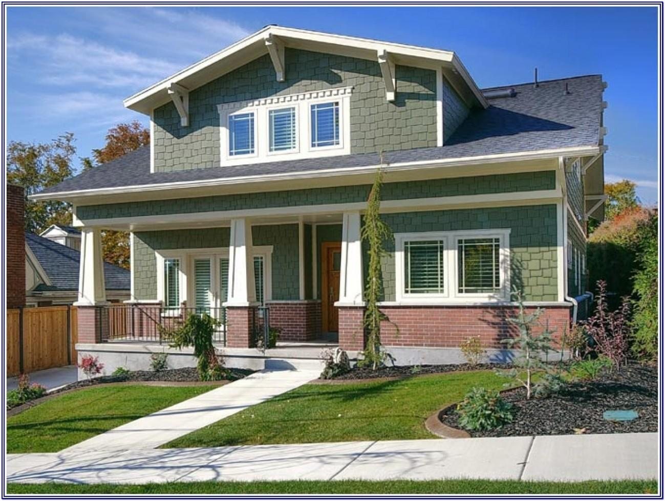 Exterior Color Ideas For Small Houses