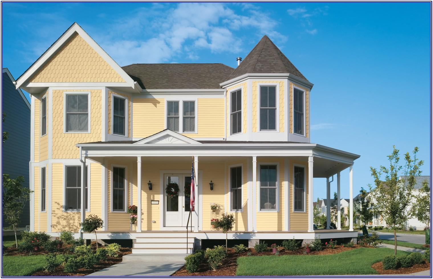 Exterior Color Schemes 2019