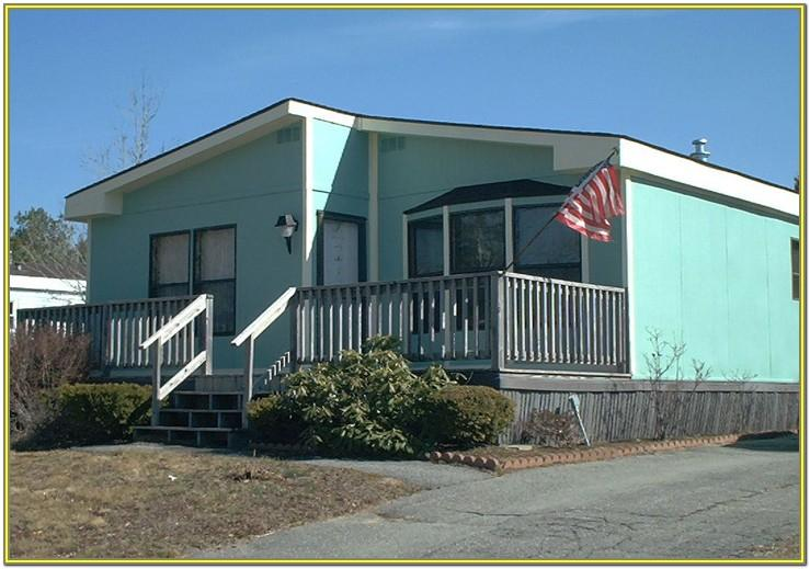 Exterior Colors Of Mobile Homes