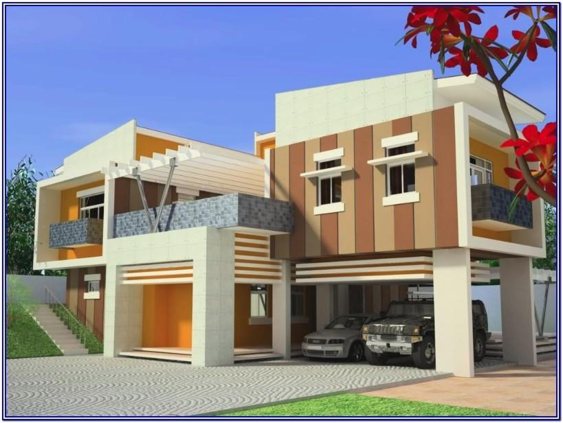 Exterior Colour Combinations For House