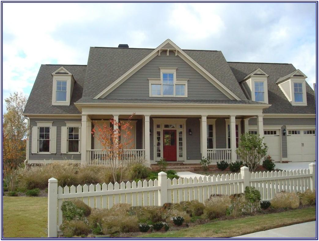 Exterior Colour Combinations For Houses
