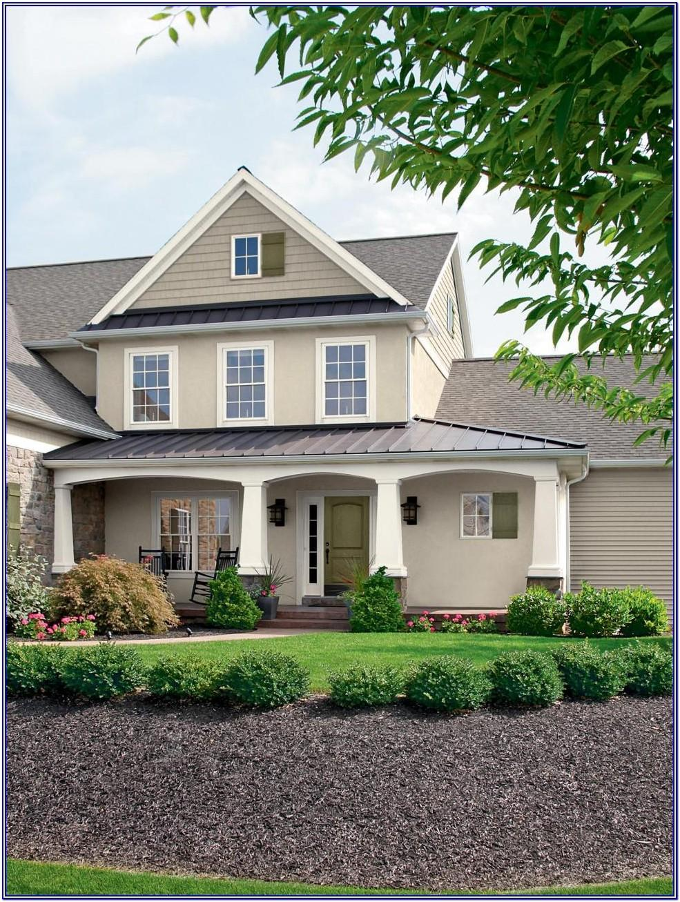 Exterior Colour Ideas For Homes