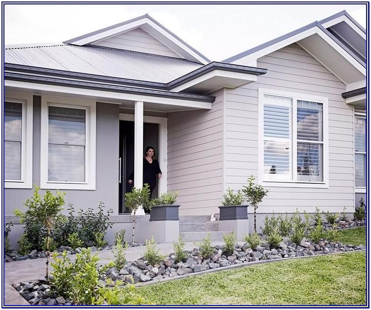 Exterior Colour Schemes For Weatherboard Houses Australia