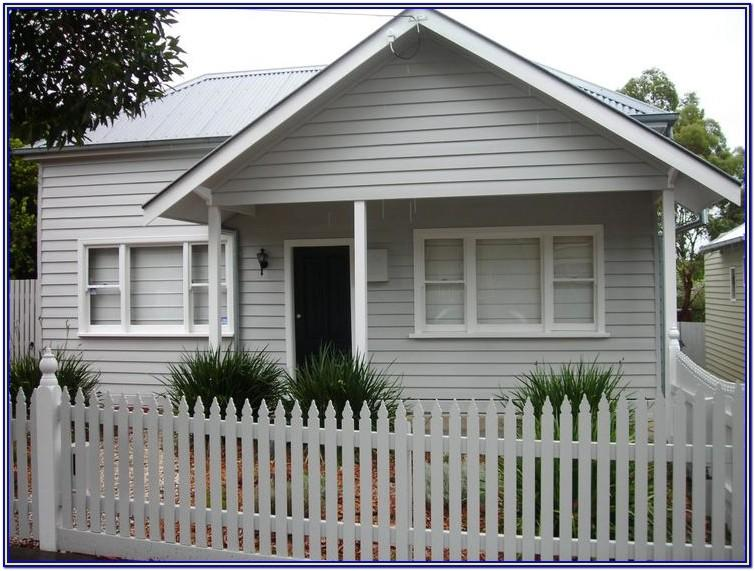 Exterior Colour Schemes Weatherboard Houses