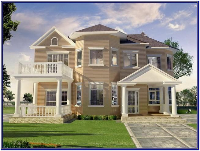 Exterior Home Color Palette Ideas