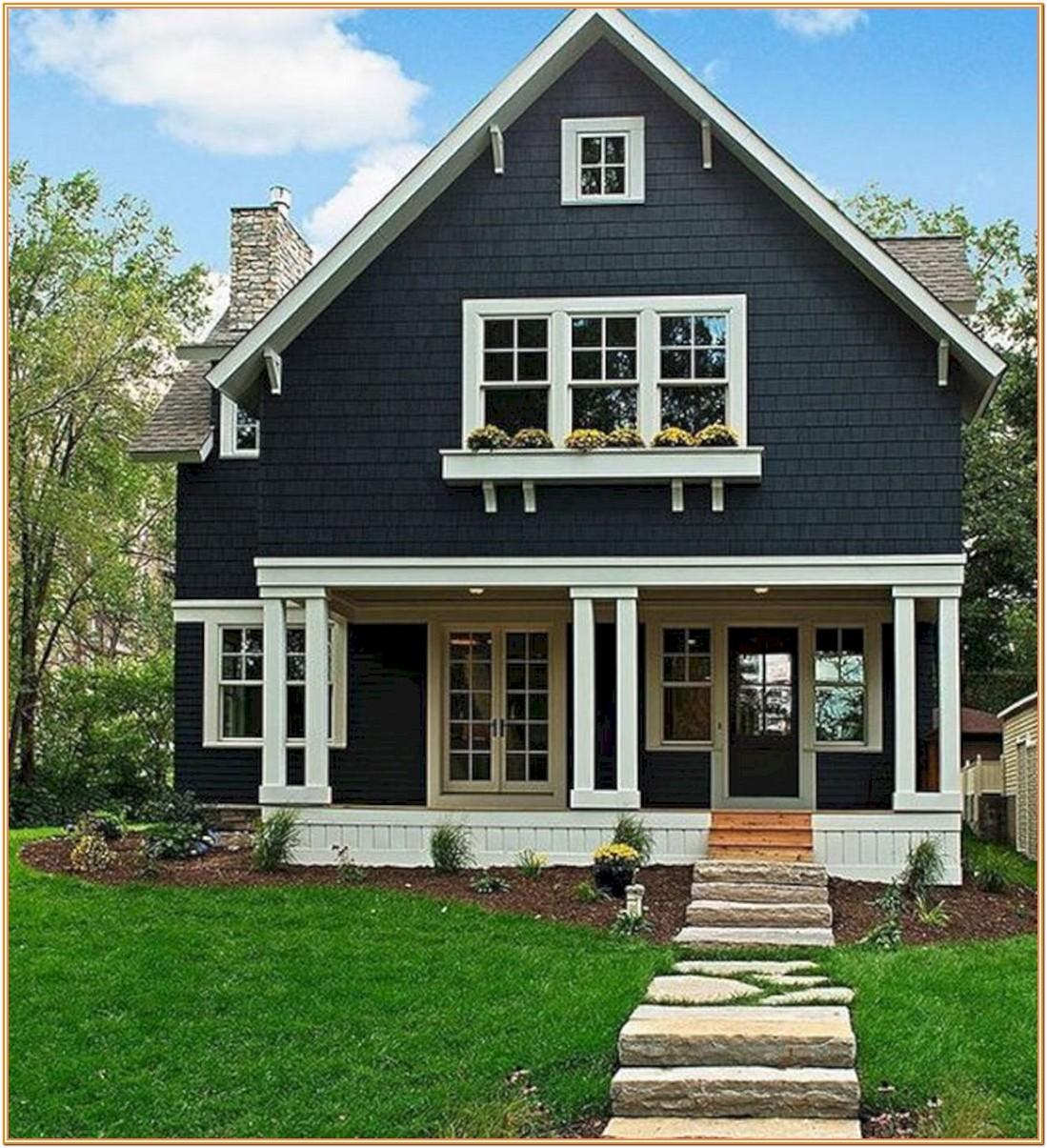 Exterior Home Color Pictures