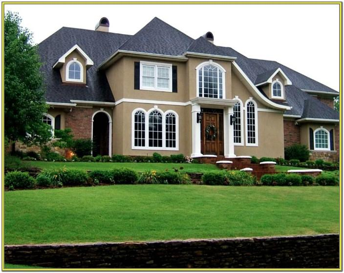 Exterior Home Paint Ideas