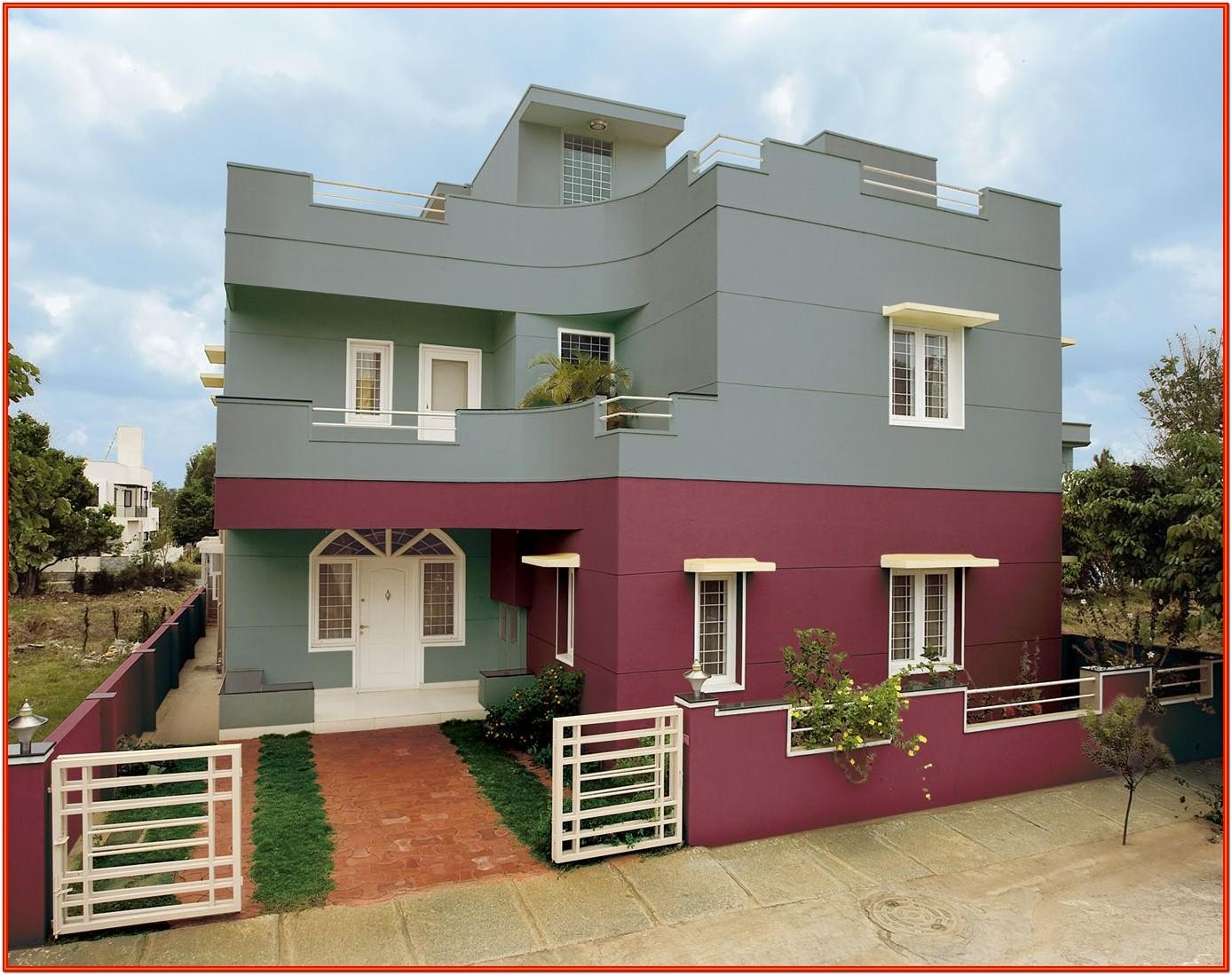 Exterior House Colors 2019 Asian Paints