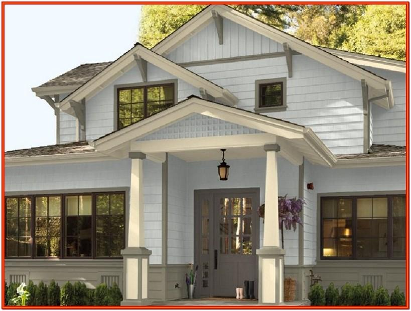 Exterior House Colors 2019 Benjamin Moore