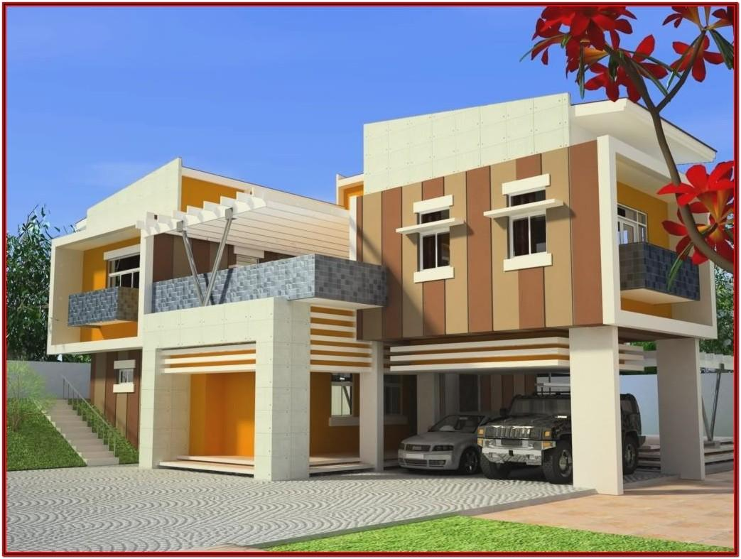 Exterior House Colors Combinations In India