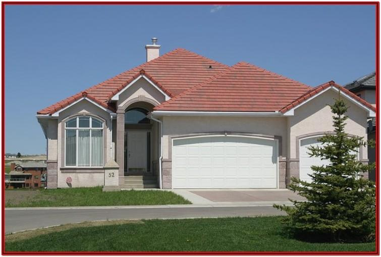 Exterior House Colors With Red Tile Roof