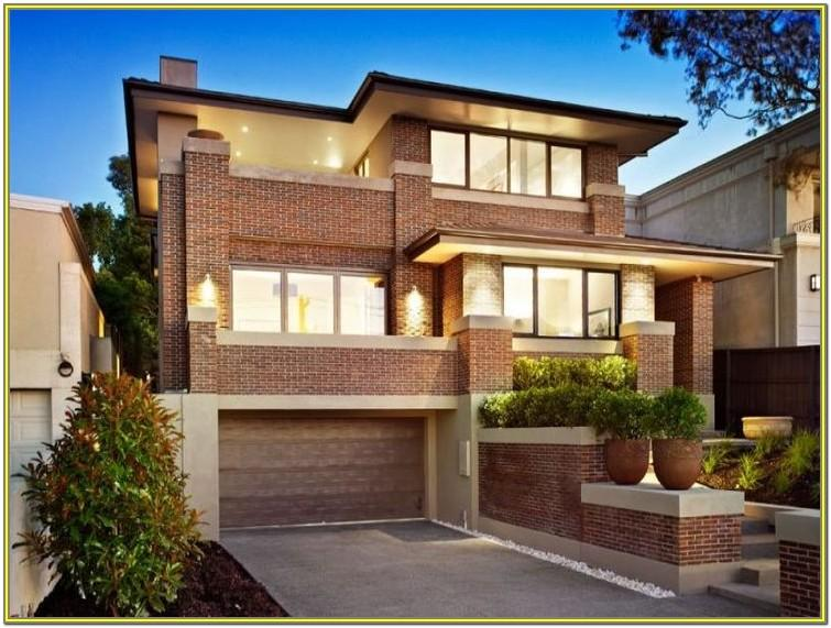 Exterior House Colours Australia Brick