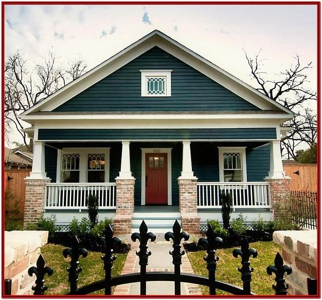 Exterior House Paint Colours Ideas