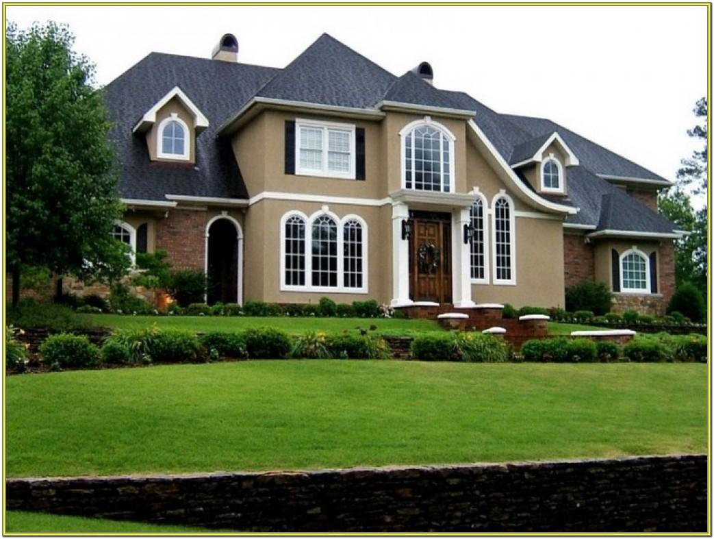 Exterior House Paint Ideas Images