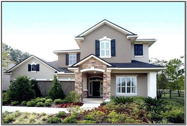 Exterior House Paint Ideas India