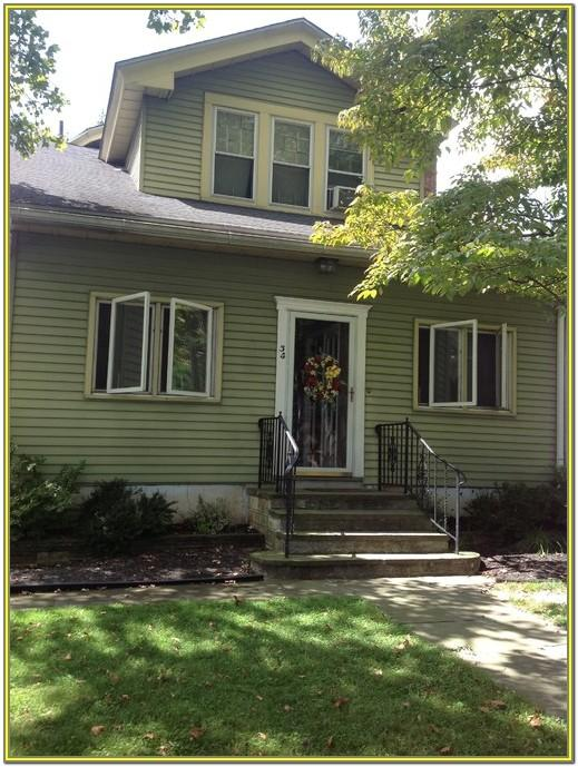 Exterior Olive Green Paint Colors