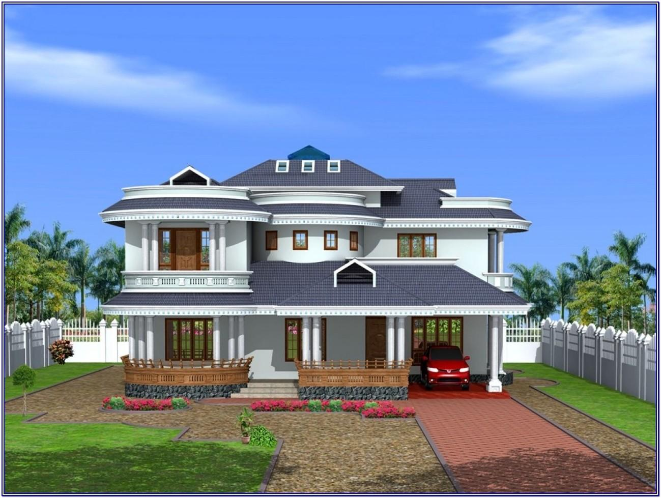 Exterior Paint Color Combinations For Kerala Houses