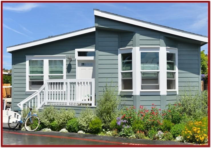 Exterior Paint Color Ideas For Mobile Homes