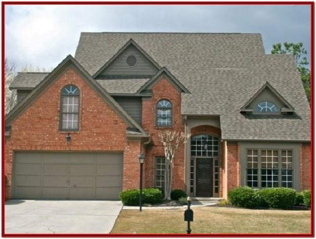Exterior Paint Colors For Light Red Brick Homes