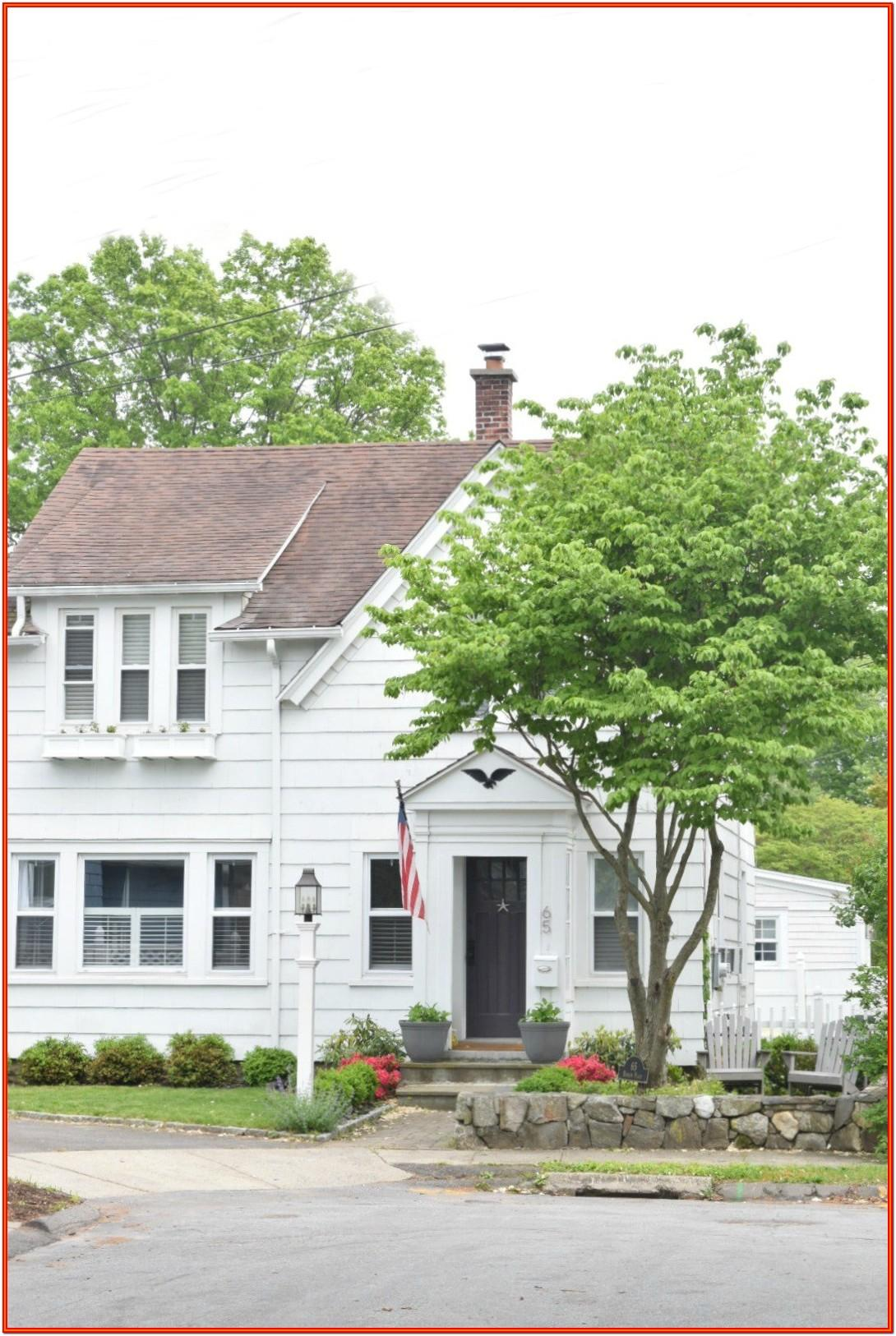 Exterior Paint Colors New England Homes