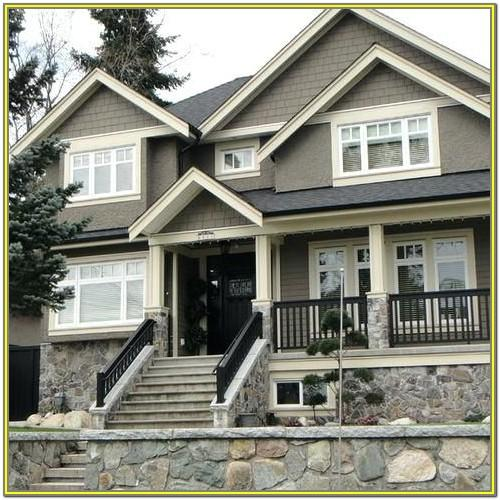 Exterior Paint Colors Of House
