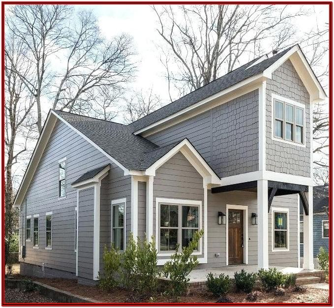 Exterior Paint Colors That Go With Red Roof