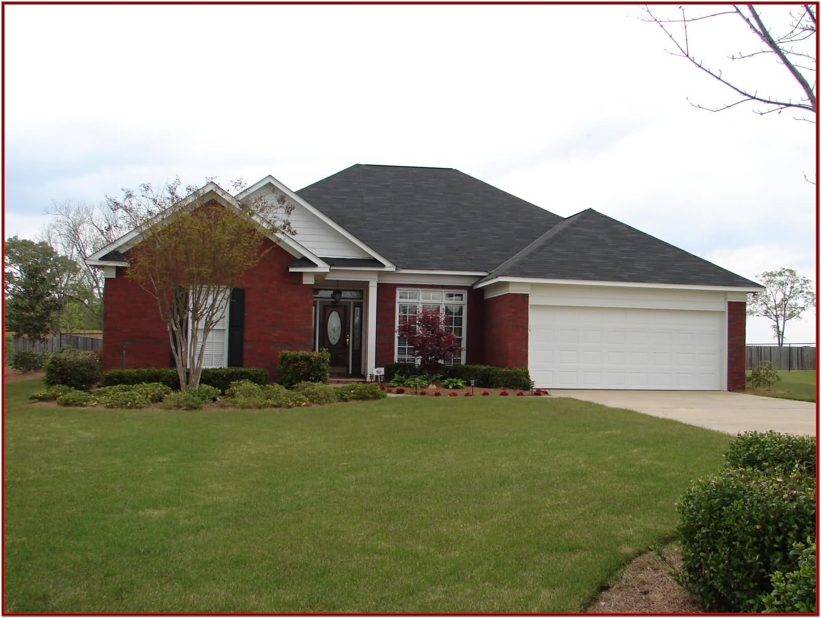 Exterior Paint Colors With Gray Brick