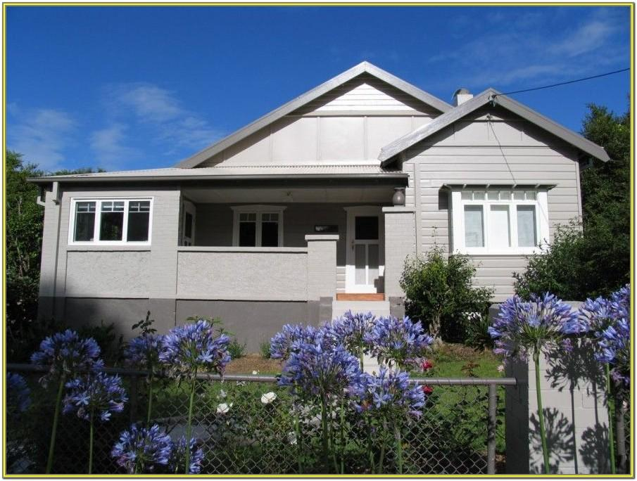 Exterior Paint Colour Schemes Californian Bungalow