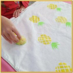 Fabric Painting Ideas Designs