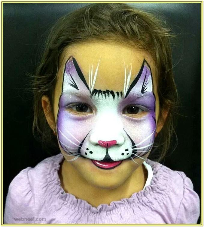 Face Paint Ideas Cat