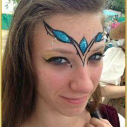 Face Paint Ideas For Adults Easy