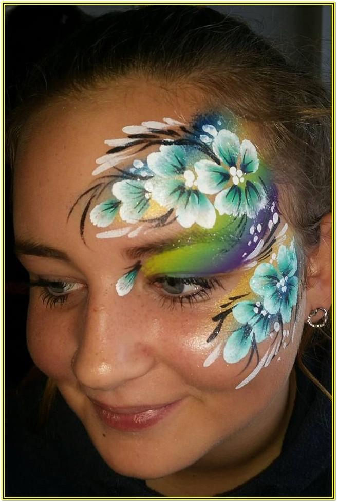 Face Paint Ideas For Adults