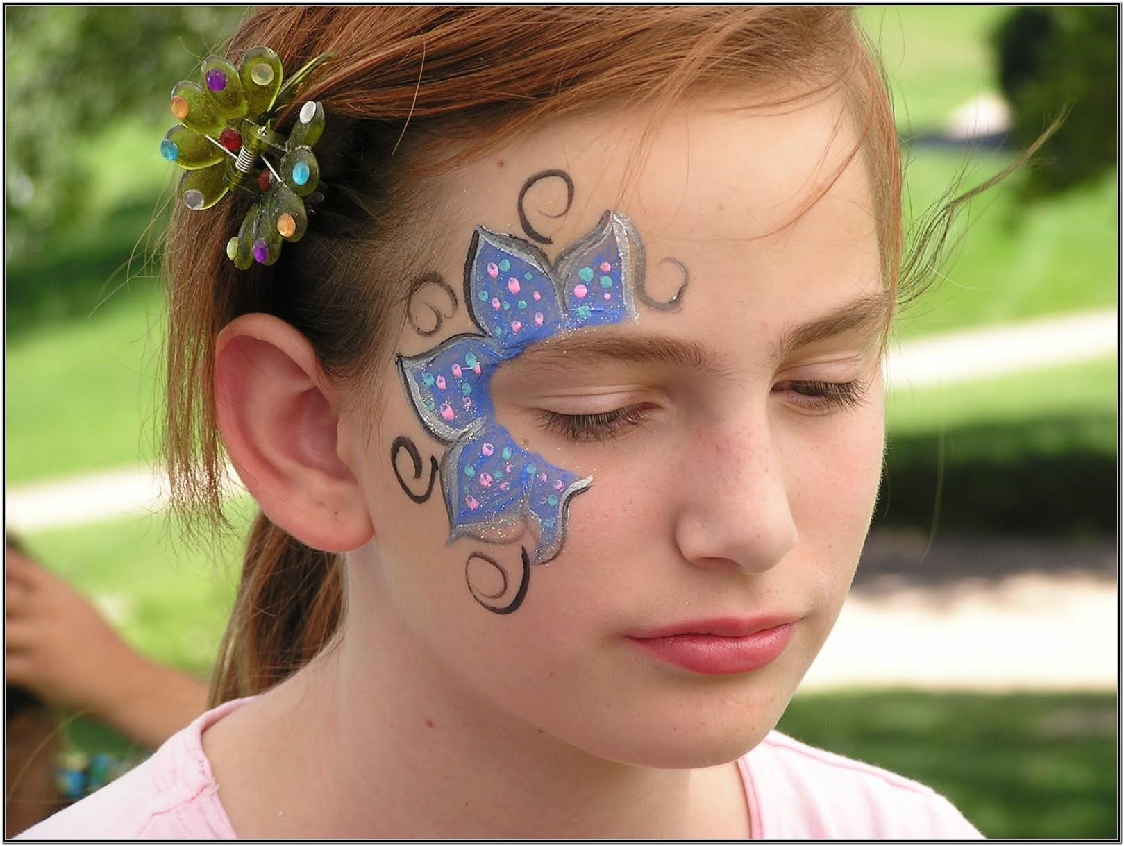 Face Paint Ideas For Child
