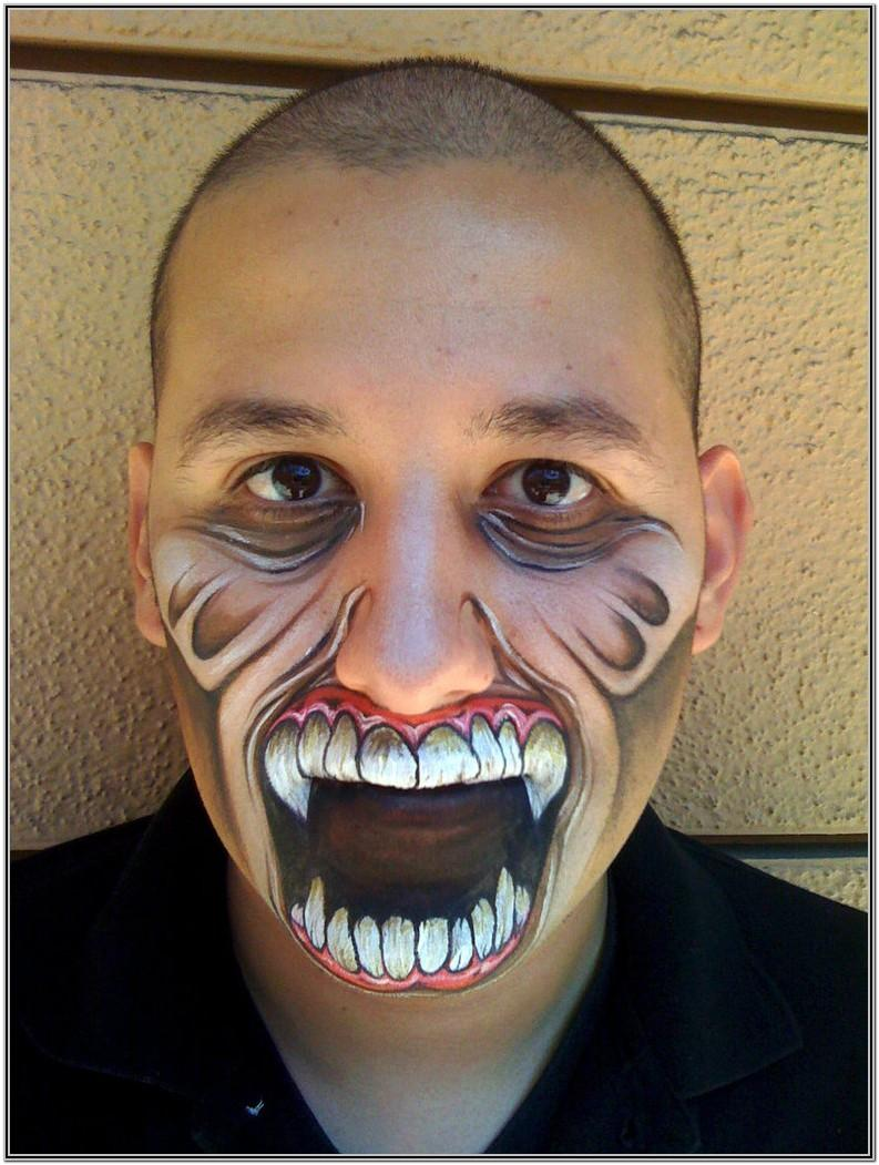 Face Paint Ideas For Guys