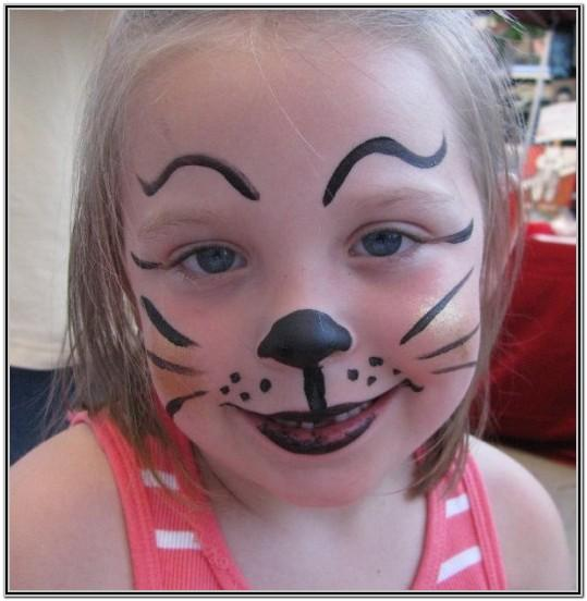 Face Paint Ideas For Toddlers