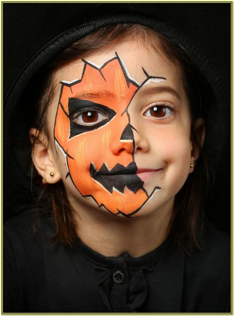 Face Paint Ideas Halloween