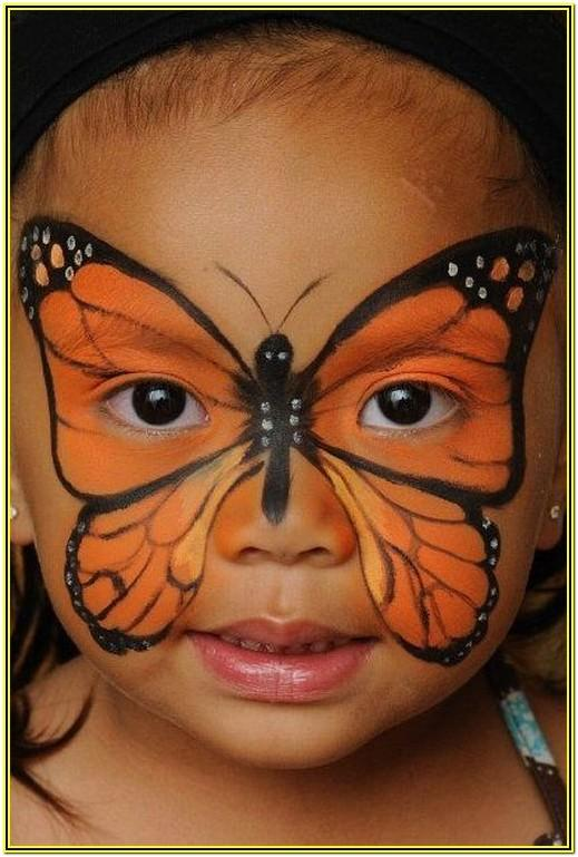 Face Paint Ideas Pinterest