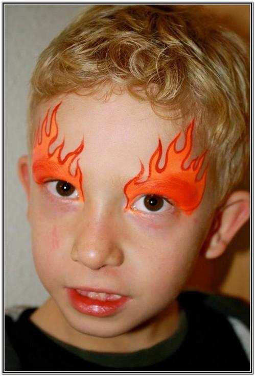 Face Painting Ideas For Boy