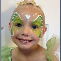 Fairy Face Paint Images