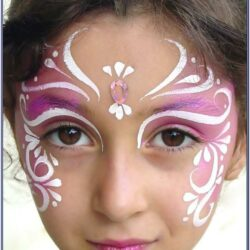 Fairy Face Painting Ideas For Halloween