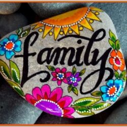 Family Rock Painting Ideas
