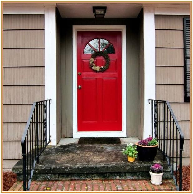 Feng Shui Front Door Paint Color