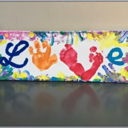 Finger Painting Ideas For Mothers Day